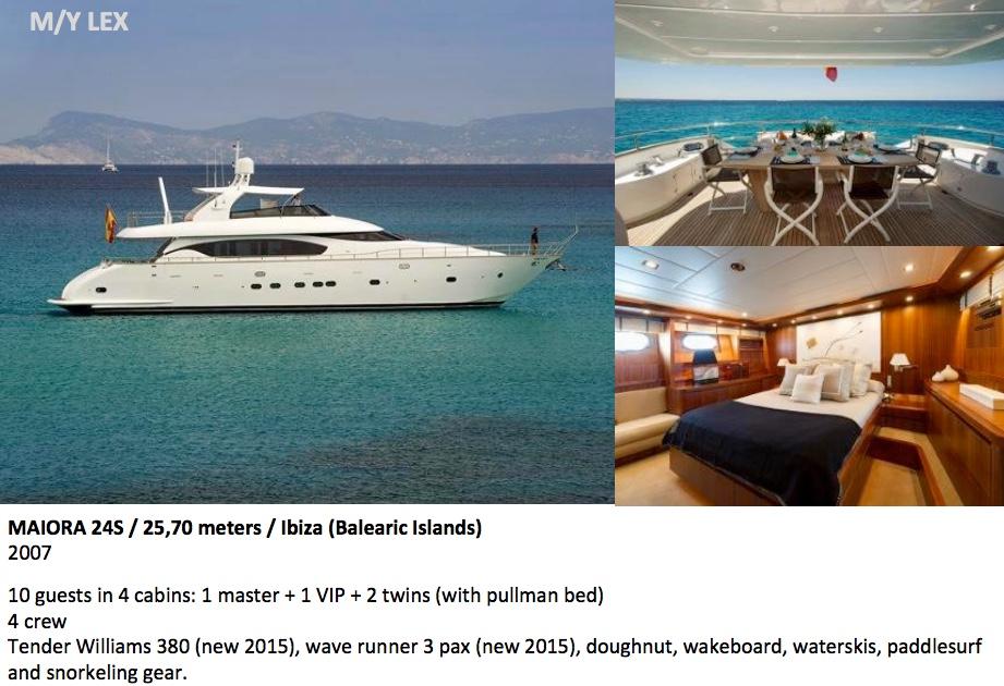 Lex-Yacht