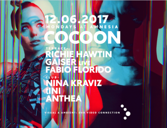 Cocoon Ibiza Party in Amnesia