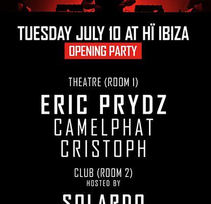 hi Ibiza, Ibiza, Clubs Ibiza, Best Clubs